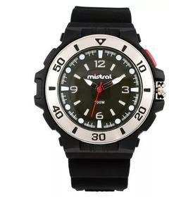 96c6eac221aa Reloj Mistral Sumergible 100 Metros - Relojes Pulsera en Mercado Libre  Argentina
