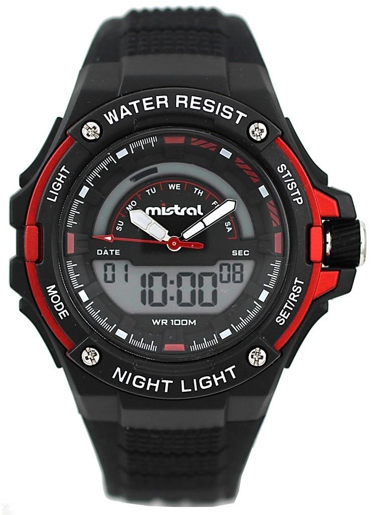 d7366813a4e5 reloj mistral hombre gadx-vc analogo digital - agente oficia. Cargando zoom.