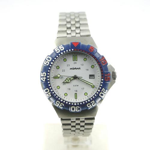 reloj mistral hombre gsw2442a