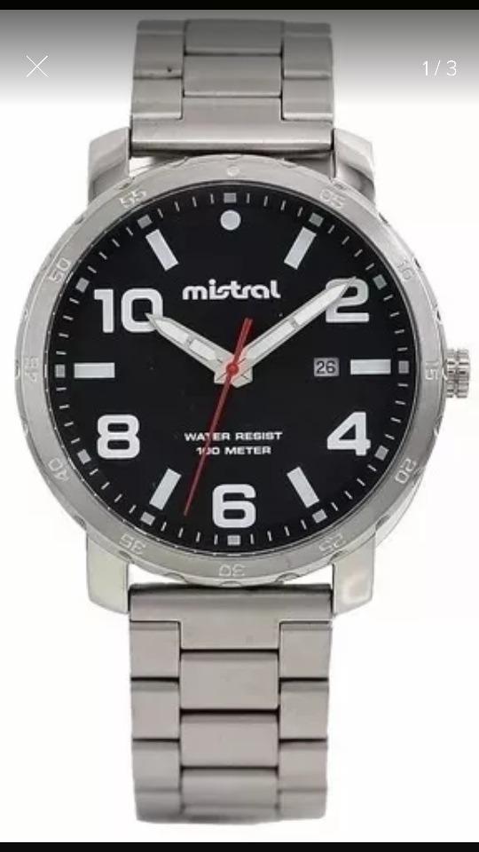 763d05dbb1ae reloj mistral hombre gsz-055. Cargando zoom.