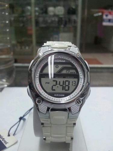 reloj mistral ldr799