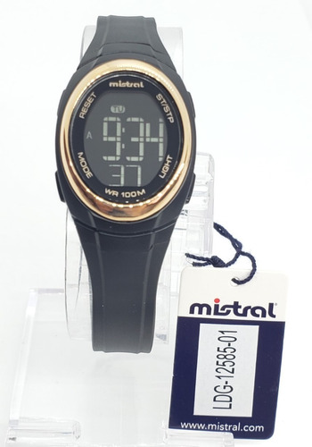 reloj mistral mujer deportivo ldg125851b