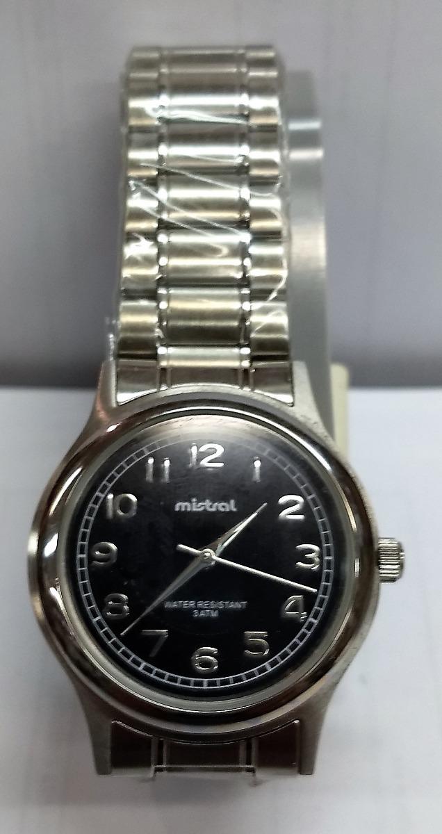 980390b91392 Reloj Mistral Unisex Mod. Gmt 818b Analogo Gtia. Tribunales -   718 ...