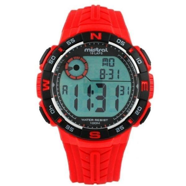 510af53b5901 Reloj Mistral Unisex Rojo Silicona Gdx-nc-04 - Selfie -   2.499