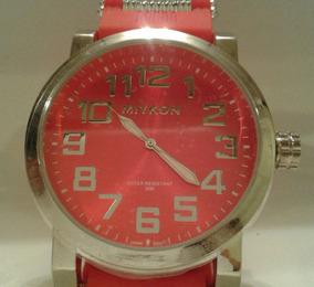 3b1dc3d2dbf9 Reloj Miykon Rojo - Joyas y Relojes en Mercado Libre México