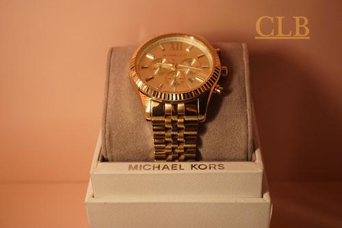 reloj mk 100%original importado