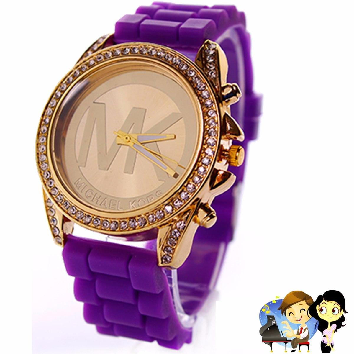 552525fe9607 reloj mk michael kors para dama deportivos y casuales oferta. Cargando zoom.