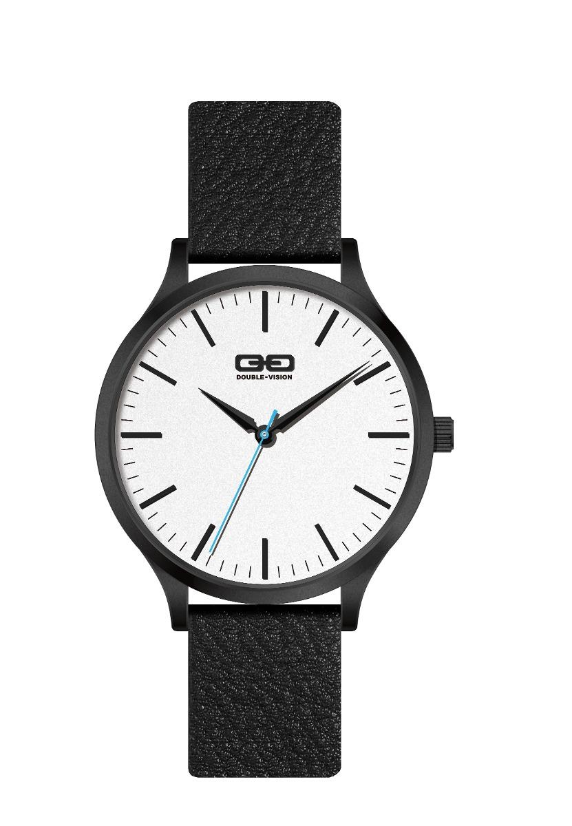 62ccdc1d0d87 Reloj Mob Black white Leather -   24.999 en Mercado Libre