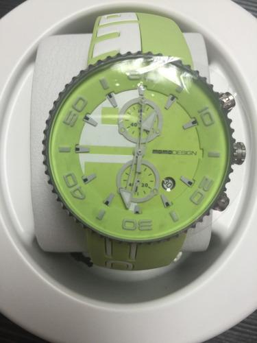 reloj momo desing