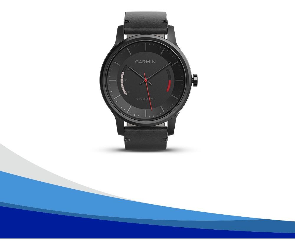 buena calidad venta caliente más nuevo estilo único Reloj Monitor Actividad Garmin Vivomove Classic Tienda Ofici