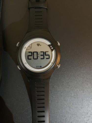 reloj monitor cardíaco