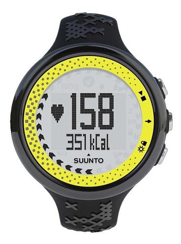reloj monitor de ritmo cardiaco suunto m5