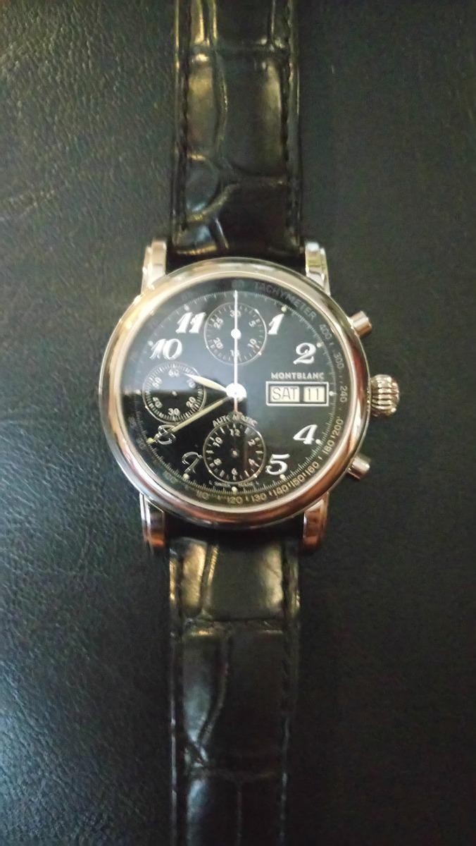 8c7d49af8819 reloj mont blanc meisterstuck 4810 501. Cargando zoom.