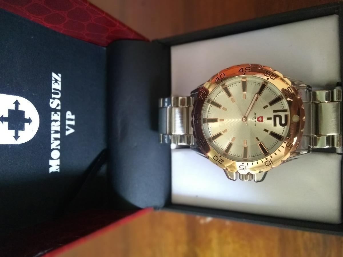Original Montre Suez Reloj Suizo Vip 8PnwOXN0k