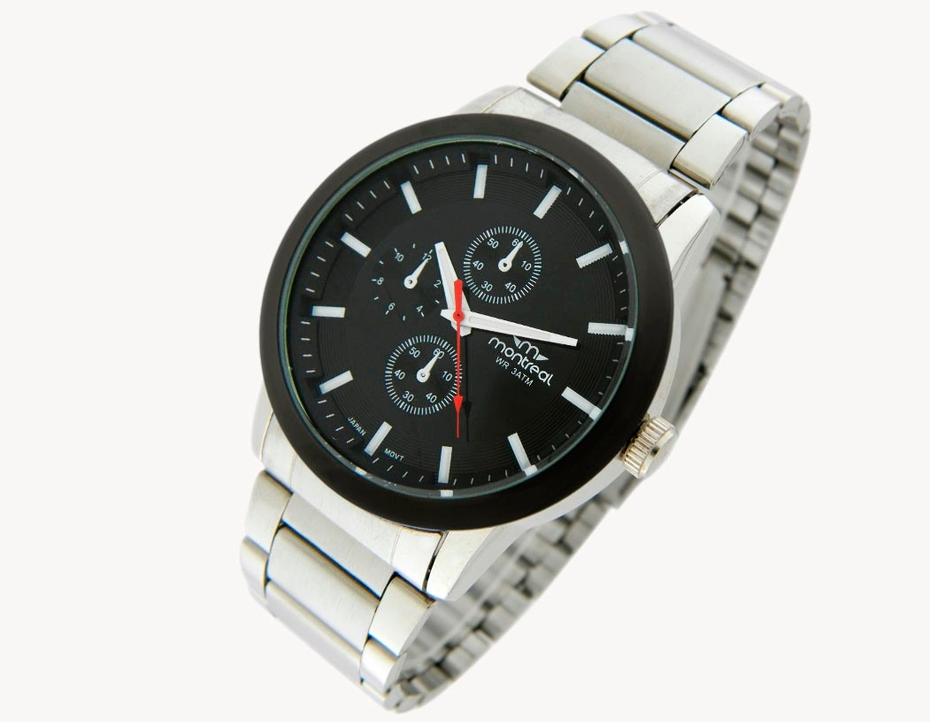 f569d4770219 reloj montreal caballero 100% original. Cargando zoom.