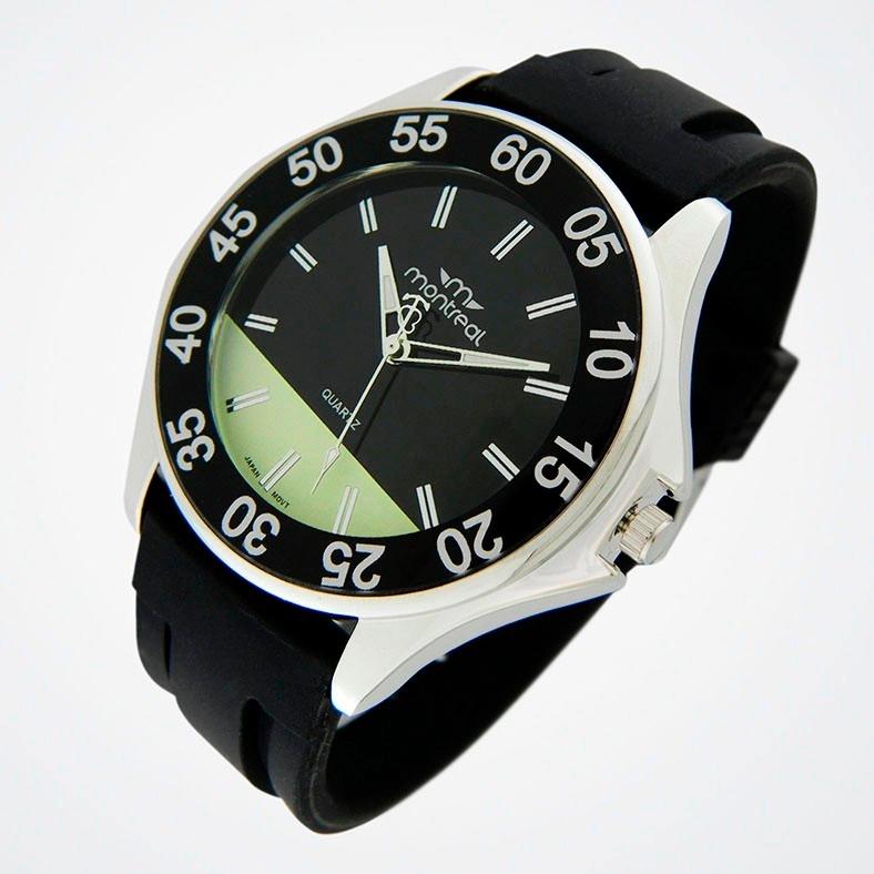 9e3498010a4e Reloj Montreal Caballero Ml062 Tienda Oficial Envio Gratis -   1.549 ...
