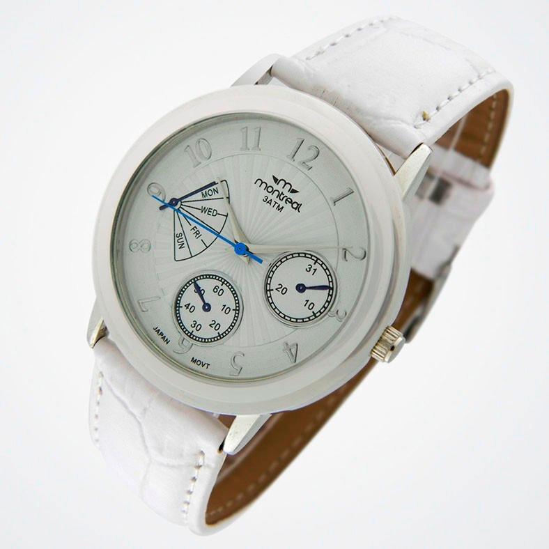 4d7f2aed2d0c Reloj Montreal Caballero Ml065 Tienda Oficial Envio Gratis -   1.394 ...