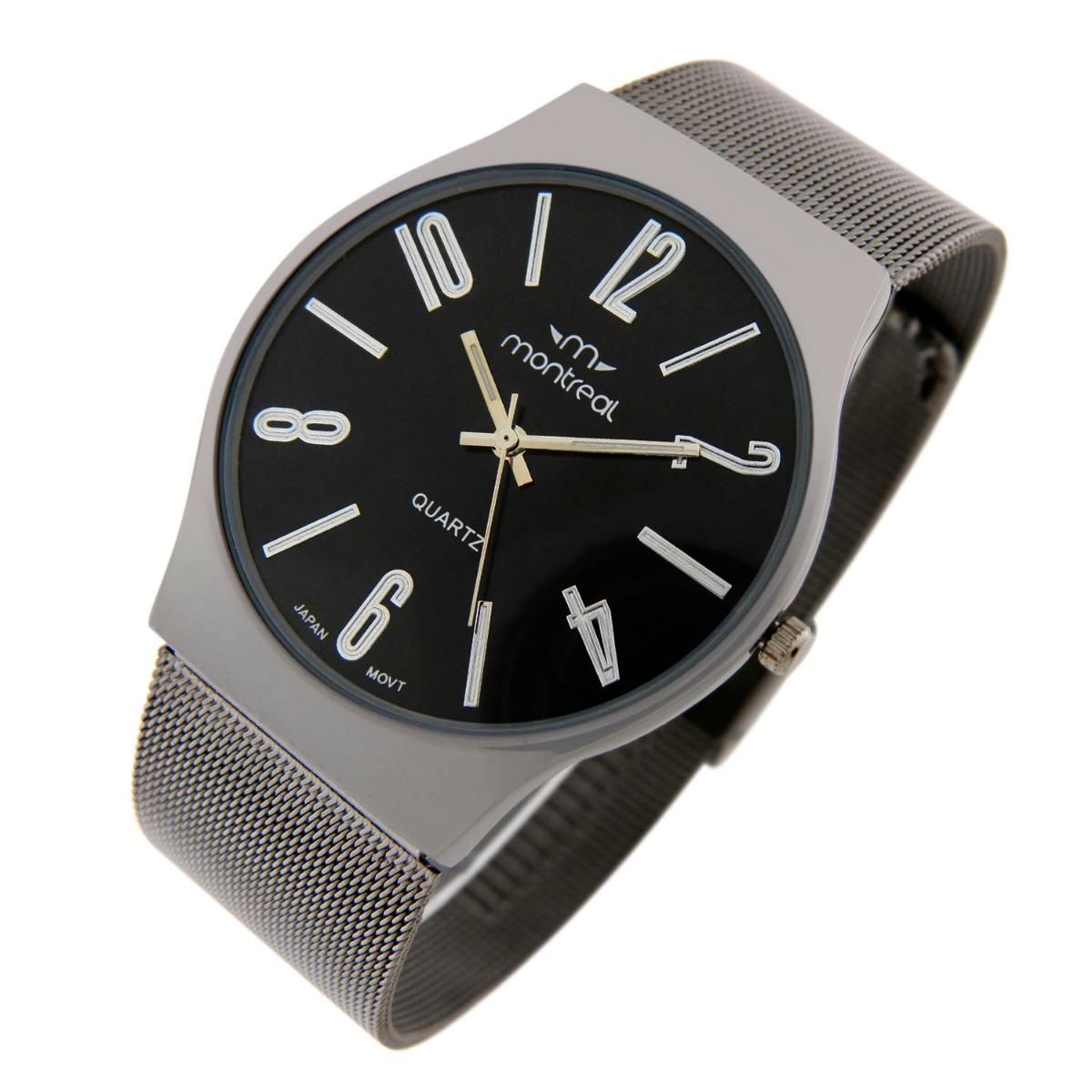 c940d595c046 reloj montreal caballero ml116 tienda oficial envio gratis. Cargando zoom.
