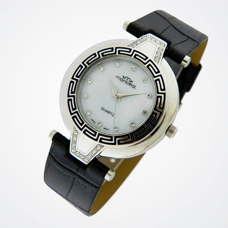Reloj montreal dama quartz