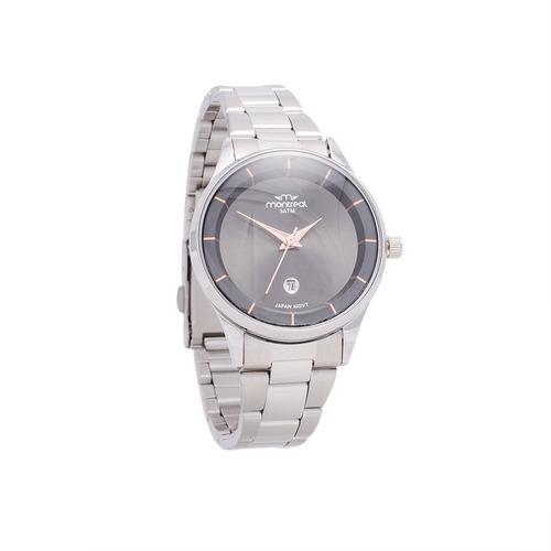 reloj montreal femenino r756 clásico elegante regalo