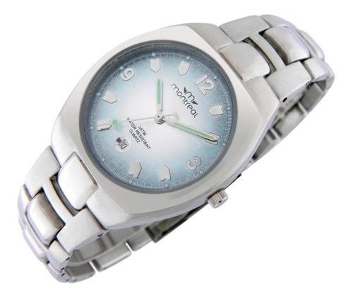 reloj montreal hombre calendario ml347 envío gratis
