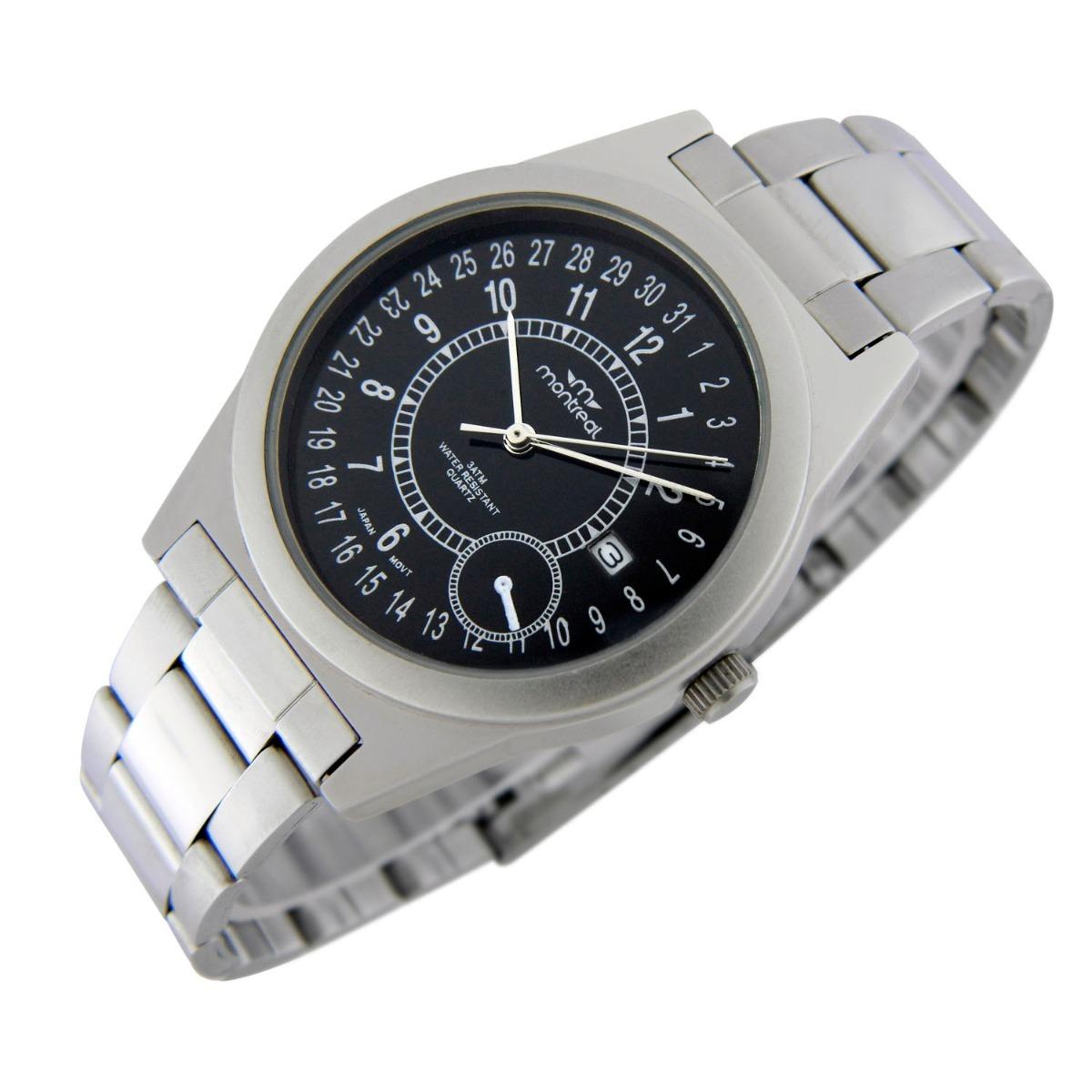 7e125cd4c524 reloj montreal hombre ml151 tienda oficial envío gratis. Cargando zoom.