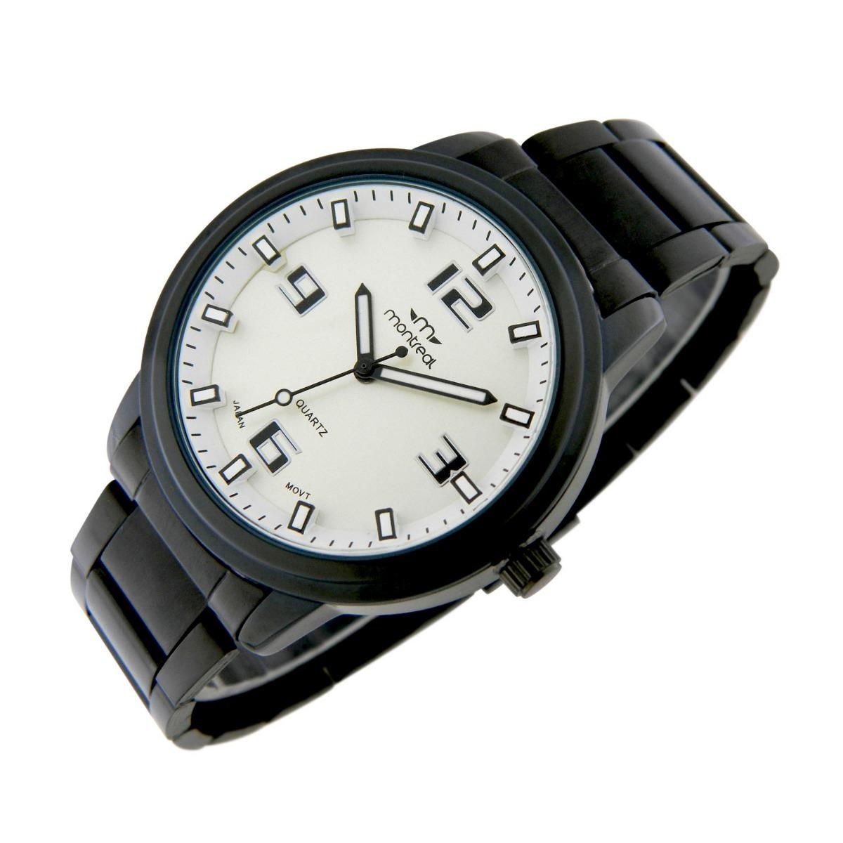 60644bdf467f Reloj Montreal Hombre Ml268 Tienda Oficial Envío Gratis -   1.499