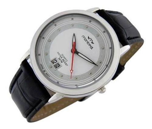 reloj montreal hombre ml289 calendario envío gratis