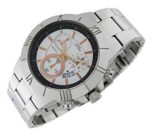 reloj montreal hombre ml400 calendario envío gratis
