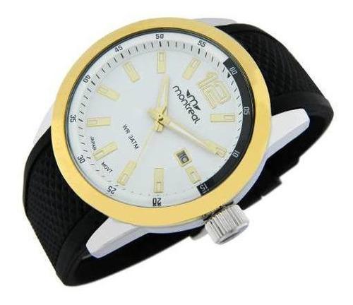 reloj montreal hombre ml414 calendario envío gratis