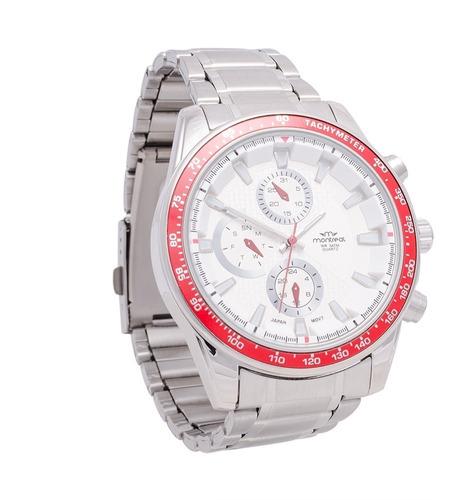 reloj montreal masculino r107 regalo dia del padre