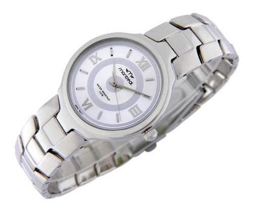 reloj montreal mujer ml331 sumergible envío gratis