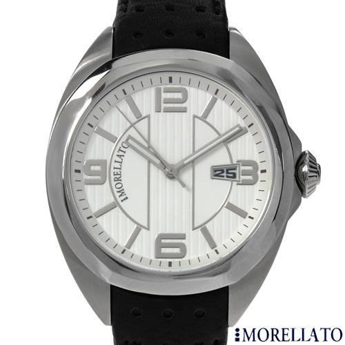 Para Inox Reloj Italiano Piel HombreAcero Y Morellato WIEDY9H2
