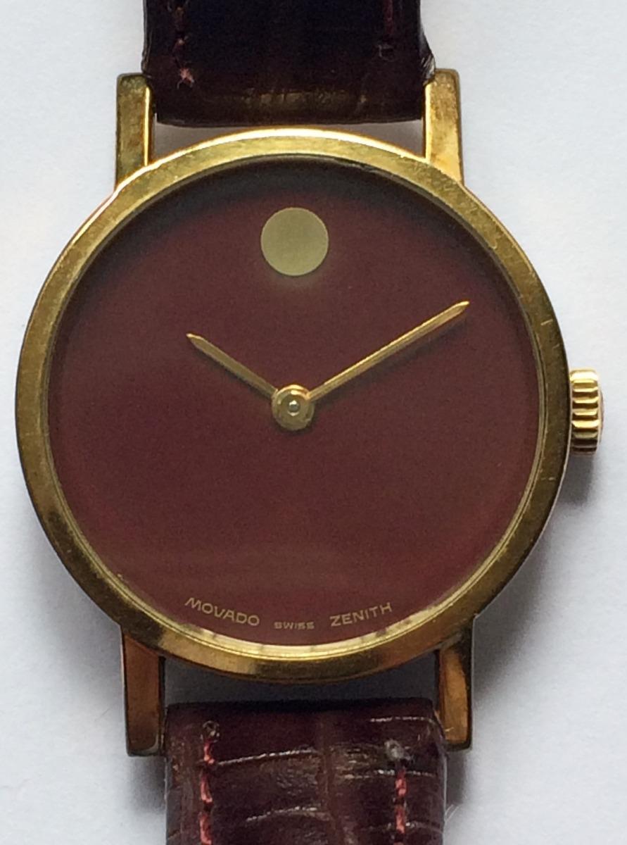 Reloj movado para mujer