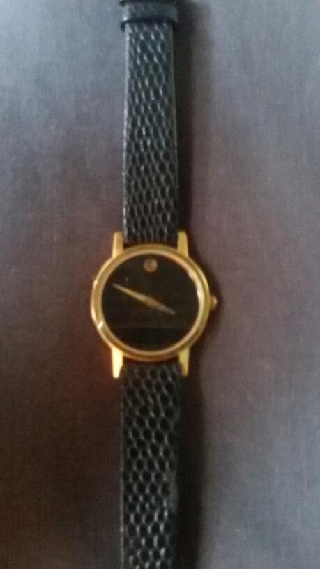 Reloj movado mujer mercadolibre
