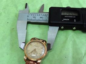 Reloj Movado Oro Macizo Mujer O Junior Antiguo