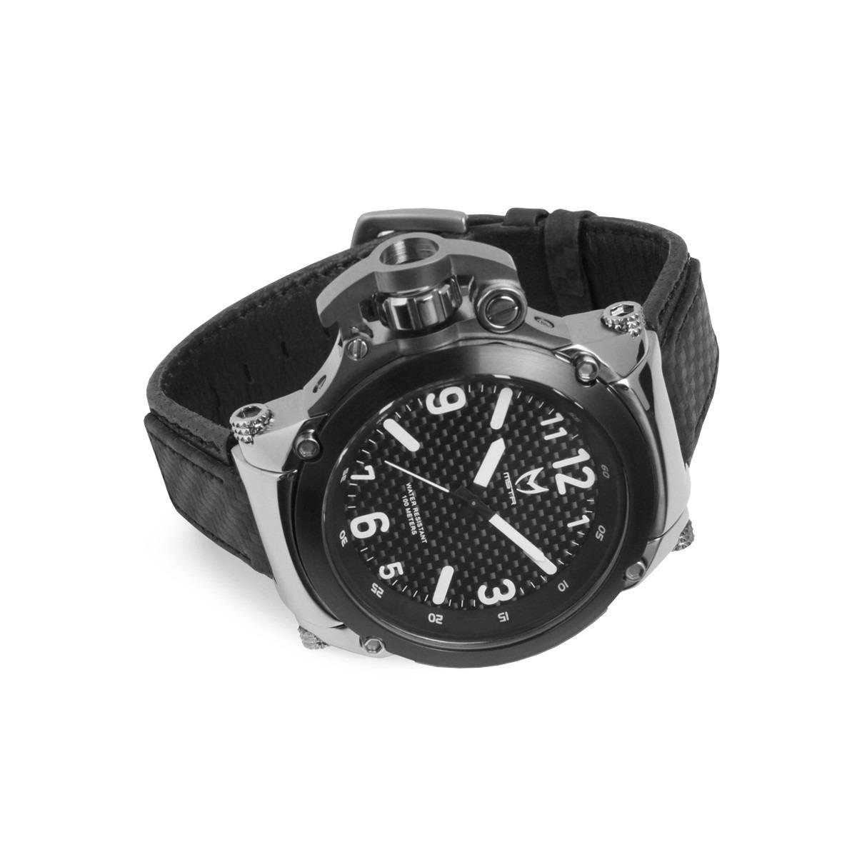 Mstr Negro Hm4 Reloj Co103cf Commander hxQrCdts