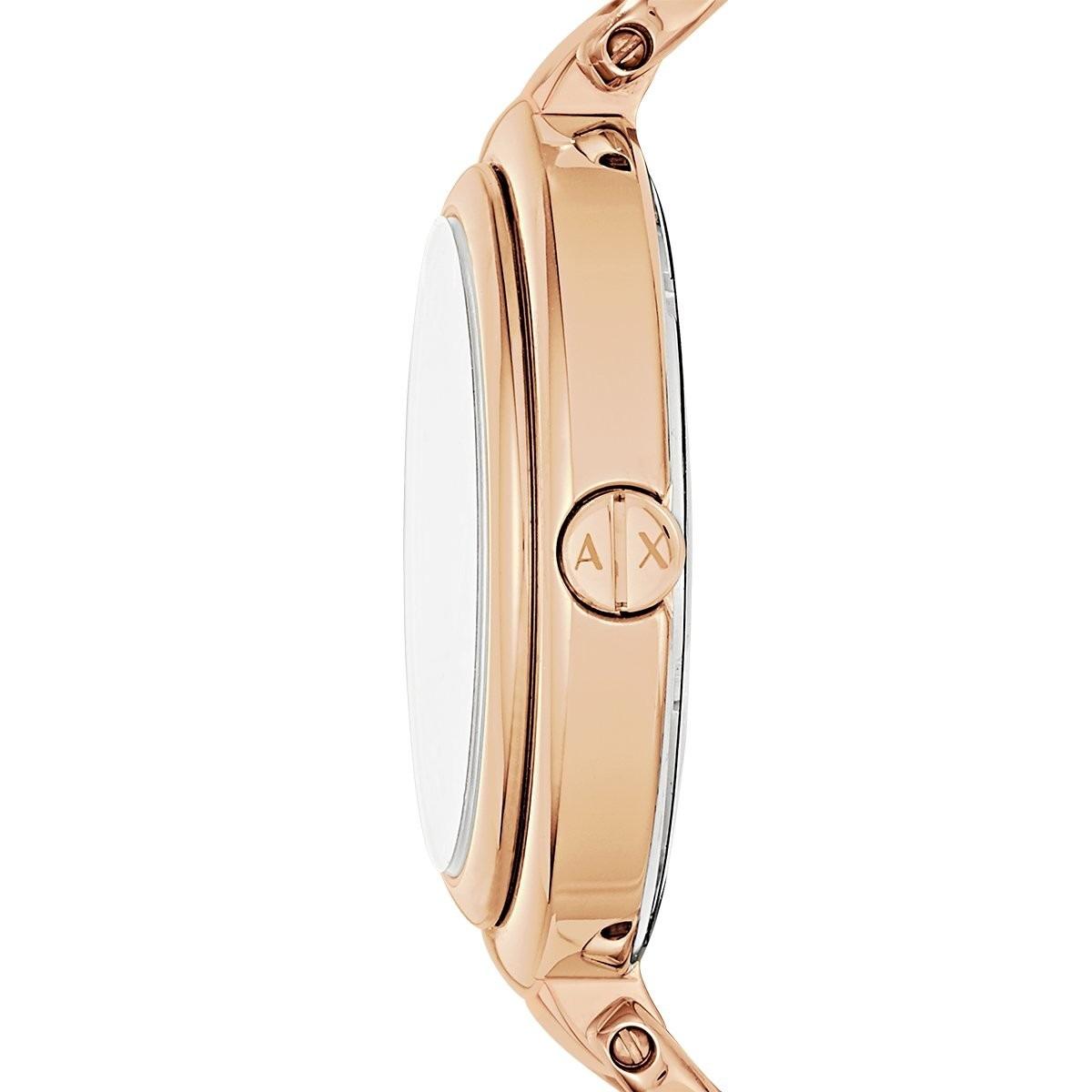 94b579f3528 reloj mujer armani exchange ax 4241 rose gold agente oficial · reloj mujer  armani. Cargando zoom.