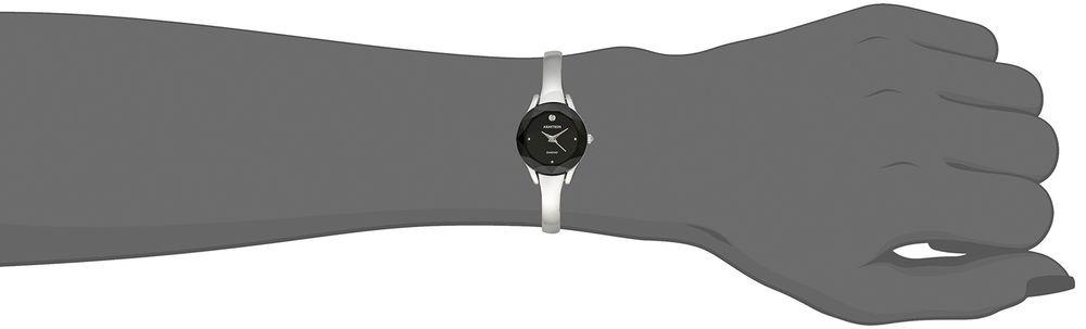 Cargando zoom... mujer armitron reloj · reloj mujer armitron original plata-negro  ultima pz oferta! 8206e673e8b2