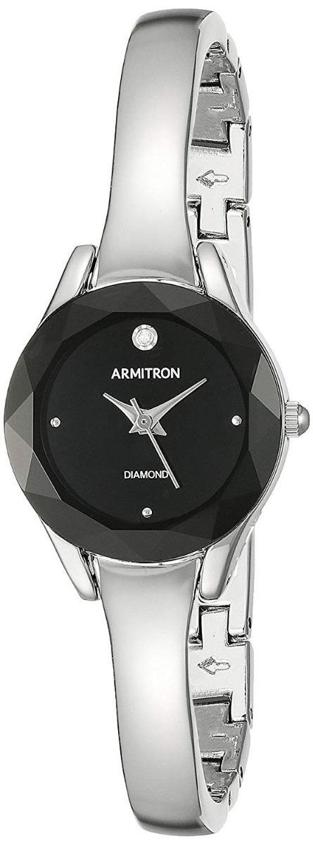 reloj mujer armitron original plata-negro ultima pz oferta! Cargando zoom. 290a352d23aa
