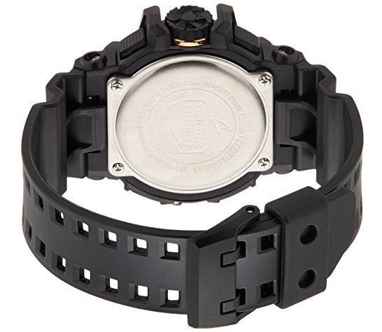 Casio Mujer Gshock Deportivo Negro Reloj Cuarzo Ga400gb1a4 xeWEQBordC
