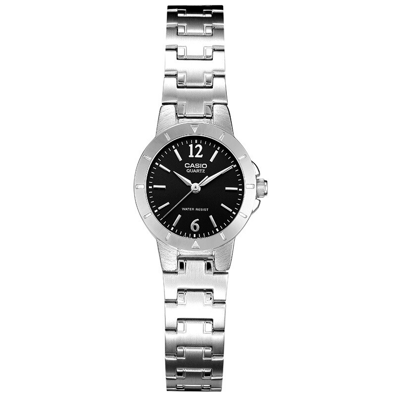 Megawatches 1a Ltp1177a Inoxidable Casio Mujer Acero Reloj rCWoBexQd