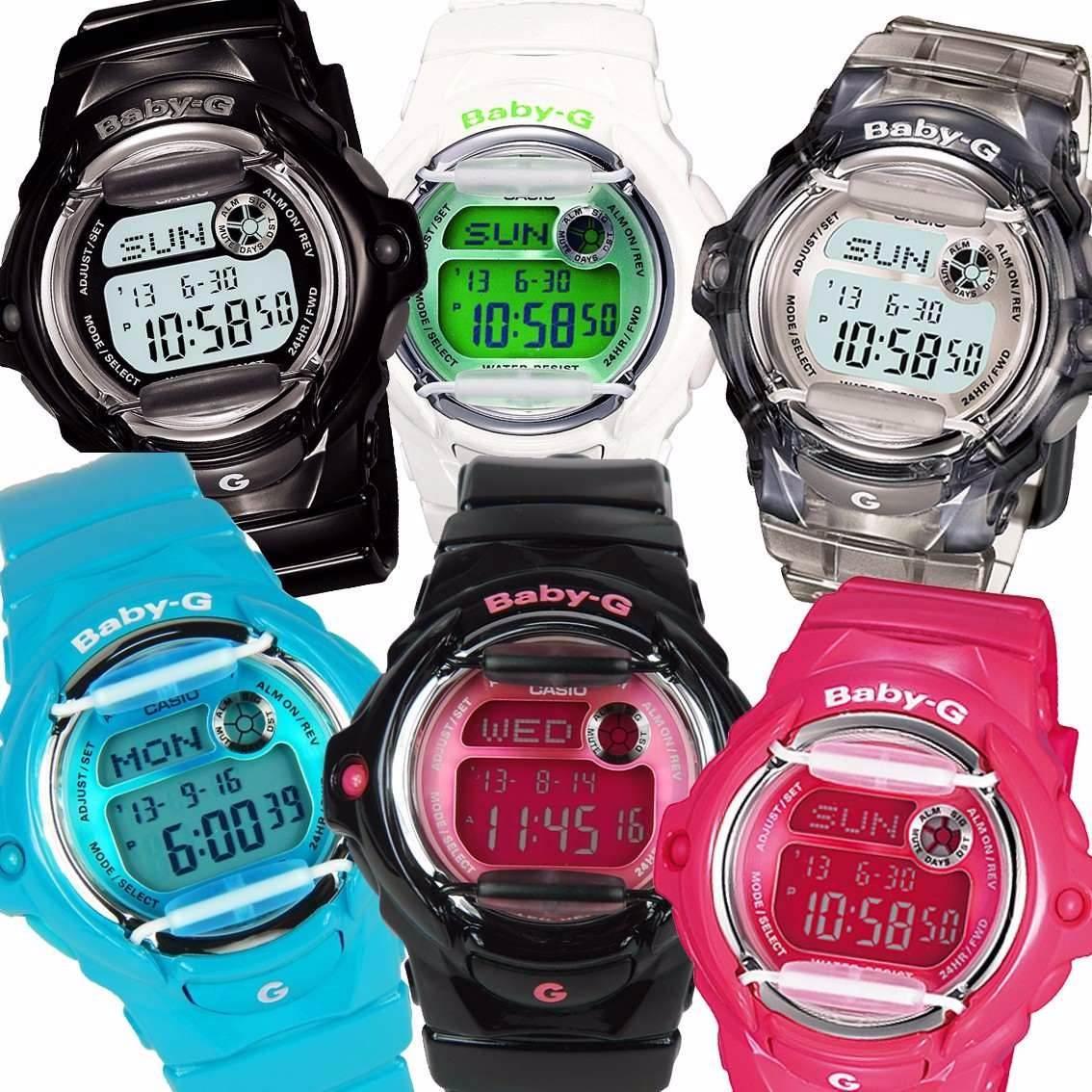 5bda176d9fdc reloj mujer casio baby-g bg-169r varios colores violetta. Cargando zoom.