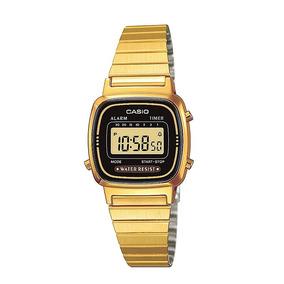 ae904acb0a54 Reloj Casio Vintage Dorado Relojes Joyas Pulsera Clasicos - Relojes Pulsera  en Mercado Libre Chile