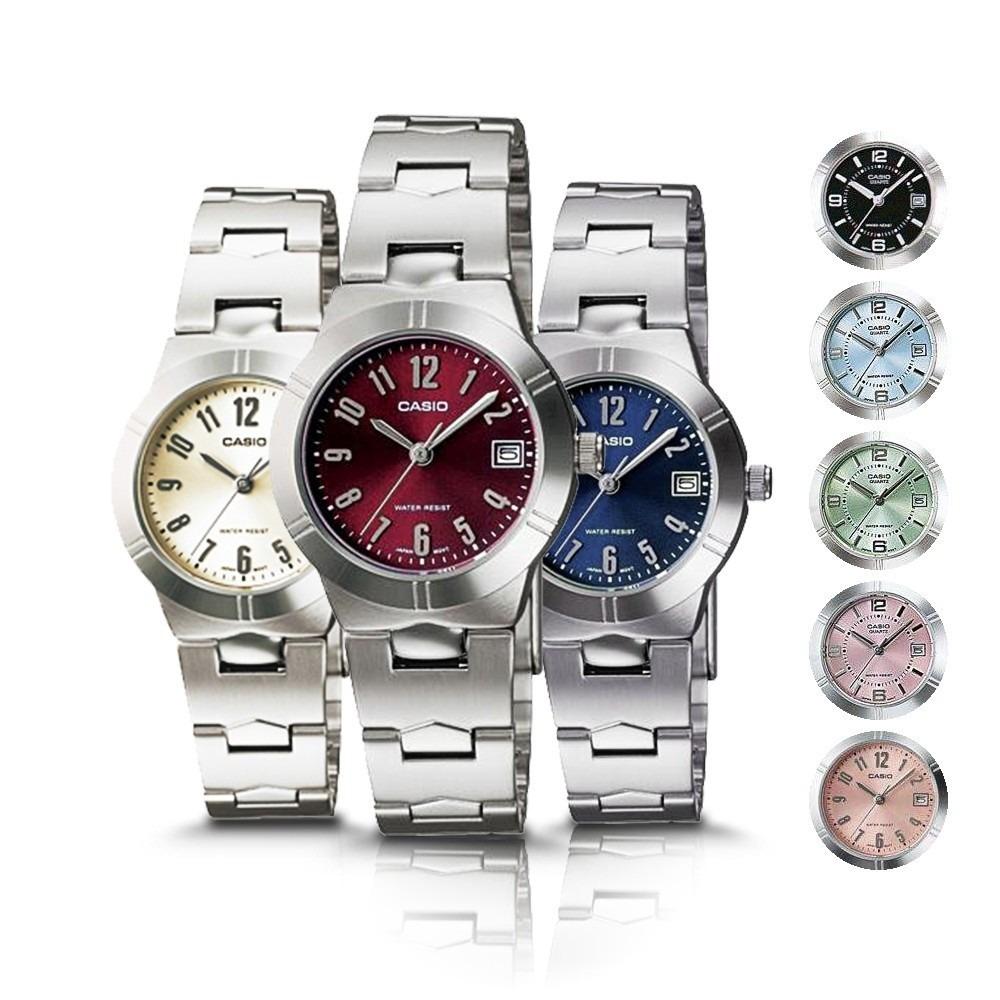 61df93158e73 Reloj Mujer Casio Ltp 1241d Disponible En Negro -   79.990 en ...