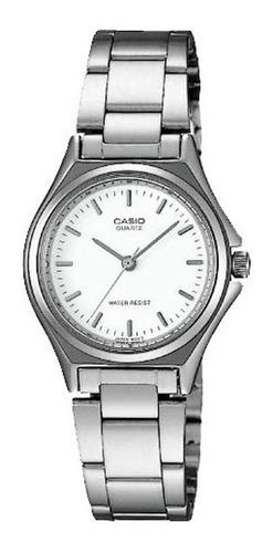 reloj mujer casio ltp1130   garantía envío gratis