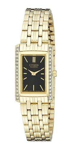 reloj mujer citizen women's ek1122-50e analog display