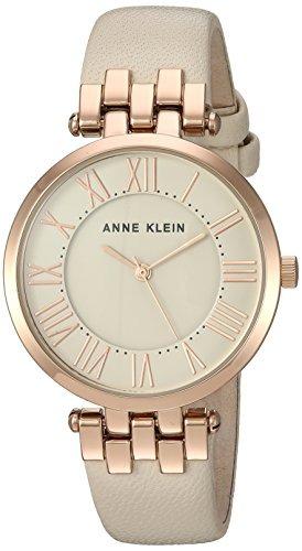 0585c29cdf78 Reloj Mujer Con Correa Piel Color Dorado Y Marron Ak2618r ...