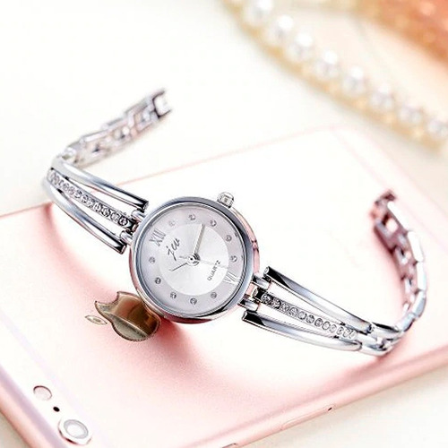reloj mujer economico + caja de regalo - oferta