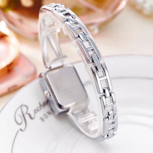 reloj mujer elegante jw + caja de regalo - oferta
